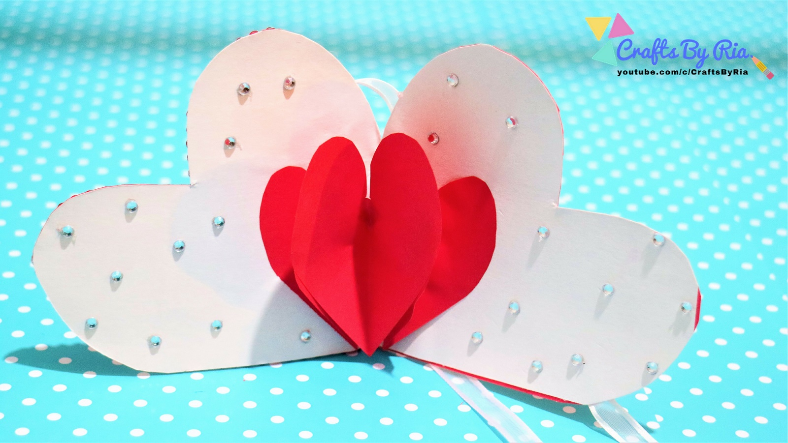 diy valentines day card