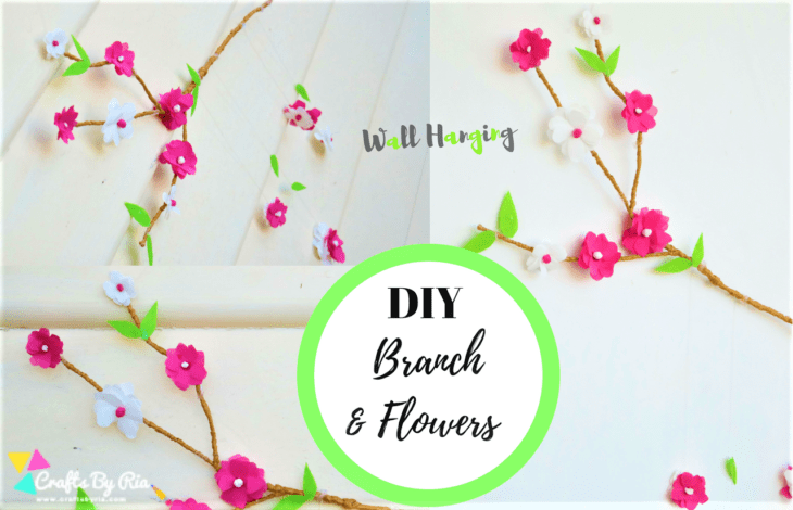 diy branch decor- feautured image