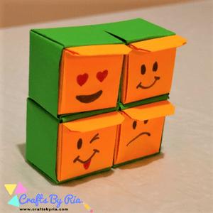 origami organiser