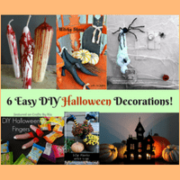 Cheap halloween decorations
