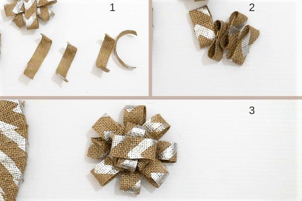 diy halloween wreath-step5