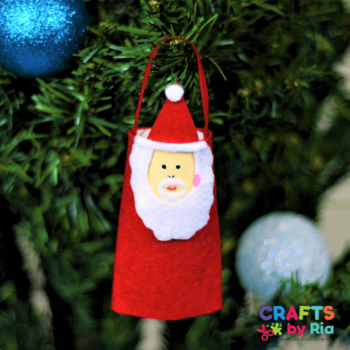 toilet roll santa craft-featured image