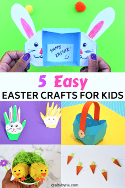 5 easy easter crafts for kids-thumbnail