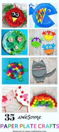 paper plate crafts-thumbnail