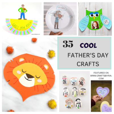 fathers day crafts-FEATURED
