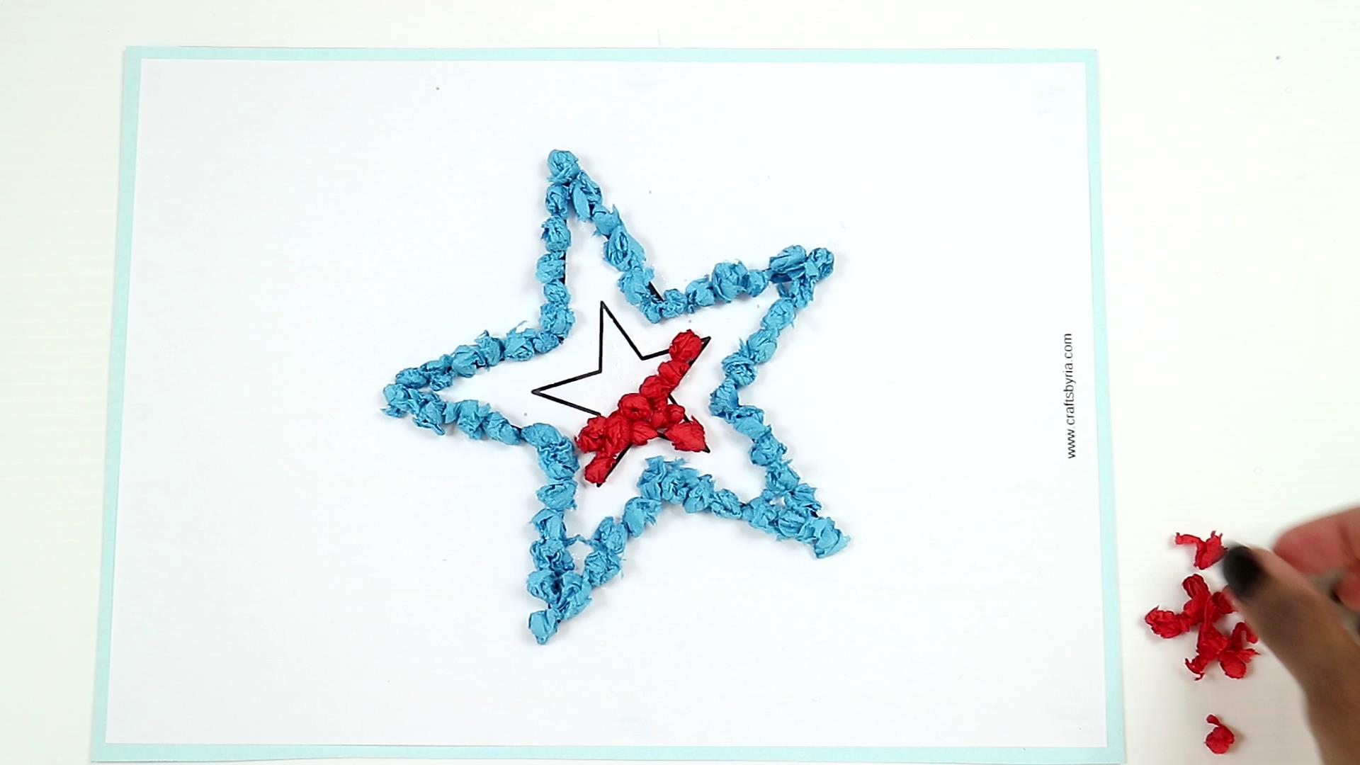 4th of july easy craft for kids-step4(2)