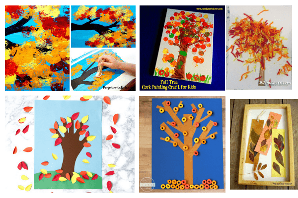 easy fall crafts for kids-1
