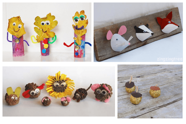 easy fall crafts for kids-7
