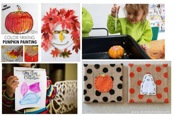 easy fall crafts for kids-8