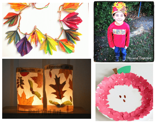 easy fall crafts for kids-9