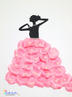 dancing girl-summer crafts for tweens
