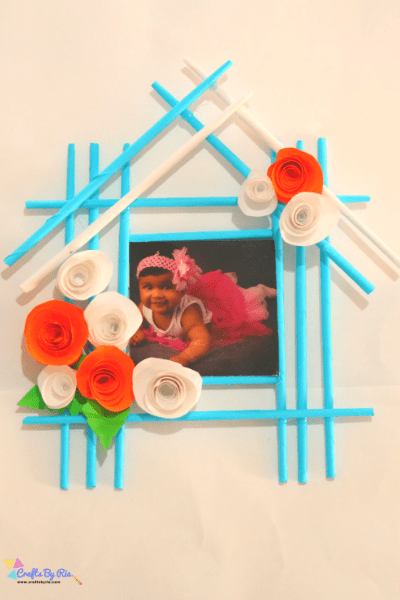 paper photo frame craft for kids-final