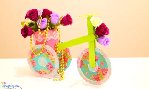 popsicle trike-summer crafts for tweens