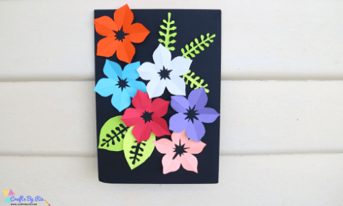 wall decor flowers-summer crafts for tweens