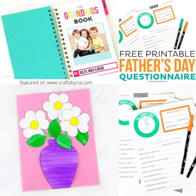 9 easy grandparents day crafts for kids