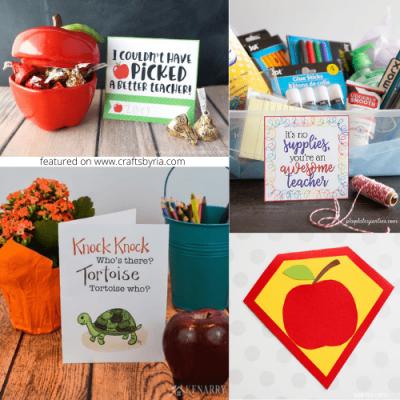 13 free teacher appreciation printables for kids