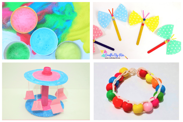 kids craft ideas for summer