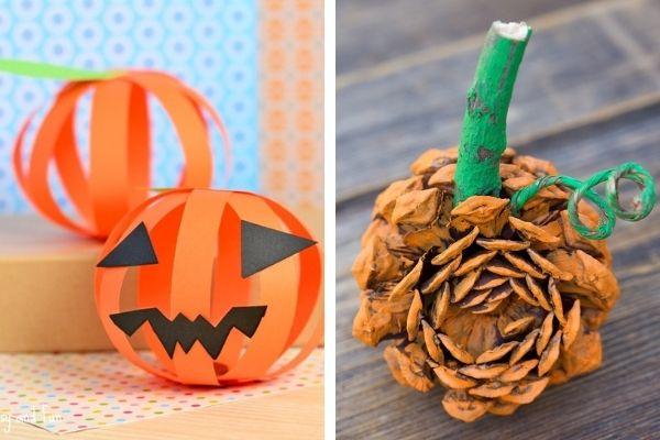 pumpkin projects for preschool