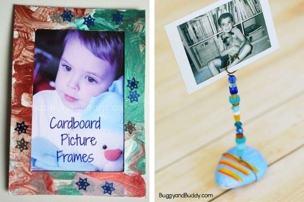 simple photo frame kids